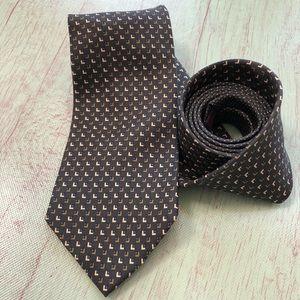 "3/$30 NWT Tommy Green Silk Necktie  W3.75"" L60"""